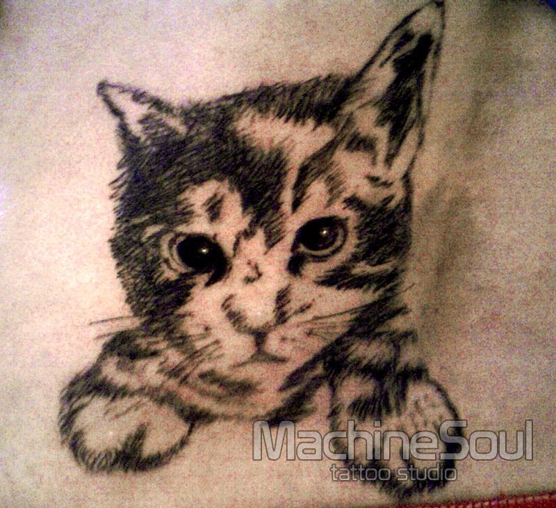 machinesoul tattoo